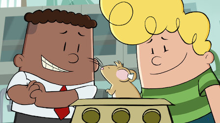 Watch Captain Underpants and the Preposterous Pulverizing of the Pestering Poopacabra. Episode 4 of Season 2.